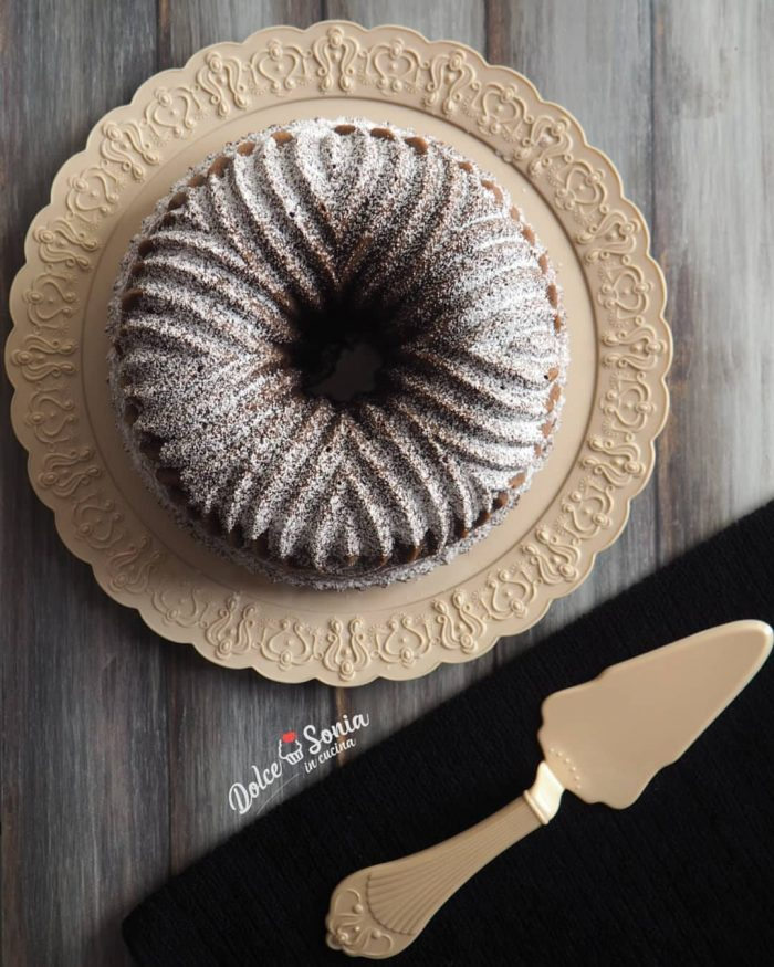Cake CioccoLamponi