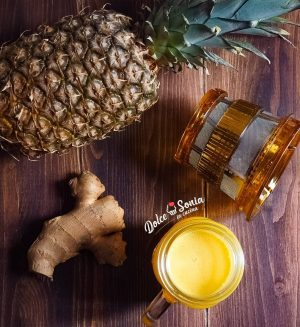 Ananas e Zenzero