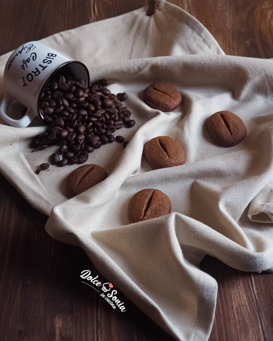 Biscottini al caffè