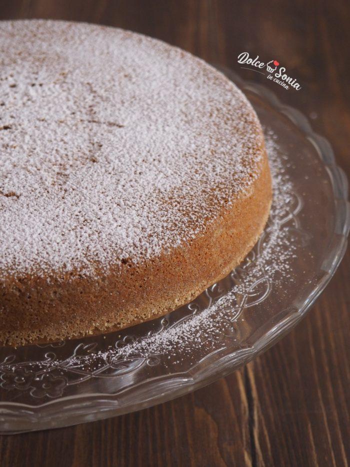 Torta sabbiosa con semolino