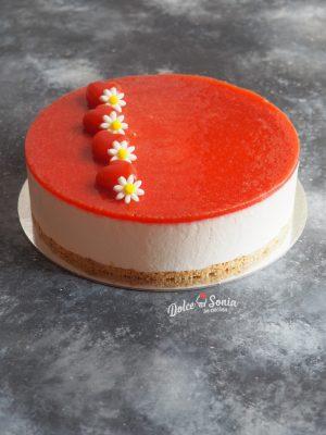 Cheesecake a freddo estiva di Luca Montersino